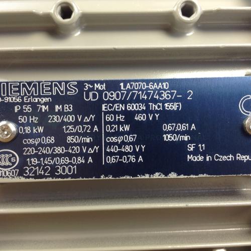 1LA7070-6AA10 Siemens Image 2