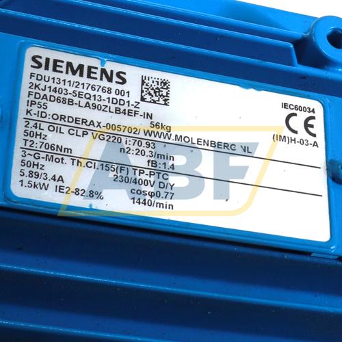 2KJ1403-5EQ13-1DD1-Z Siemens
